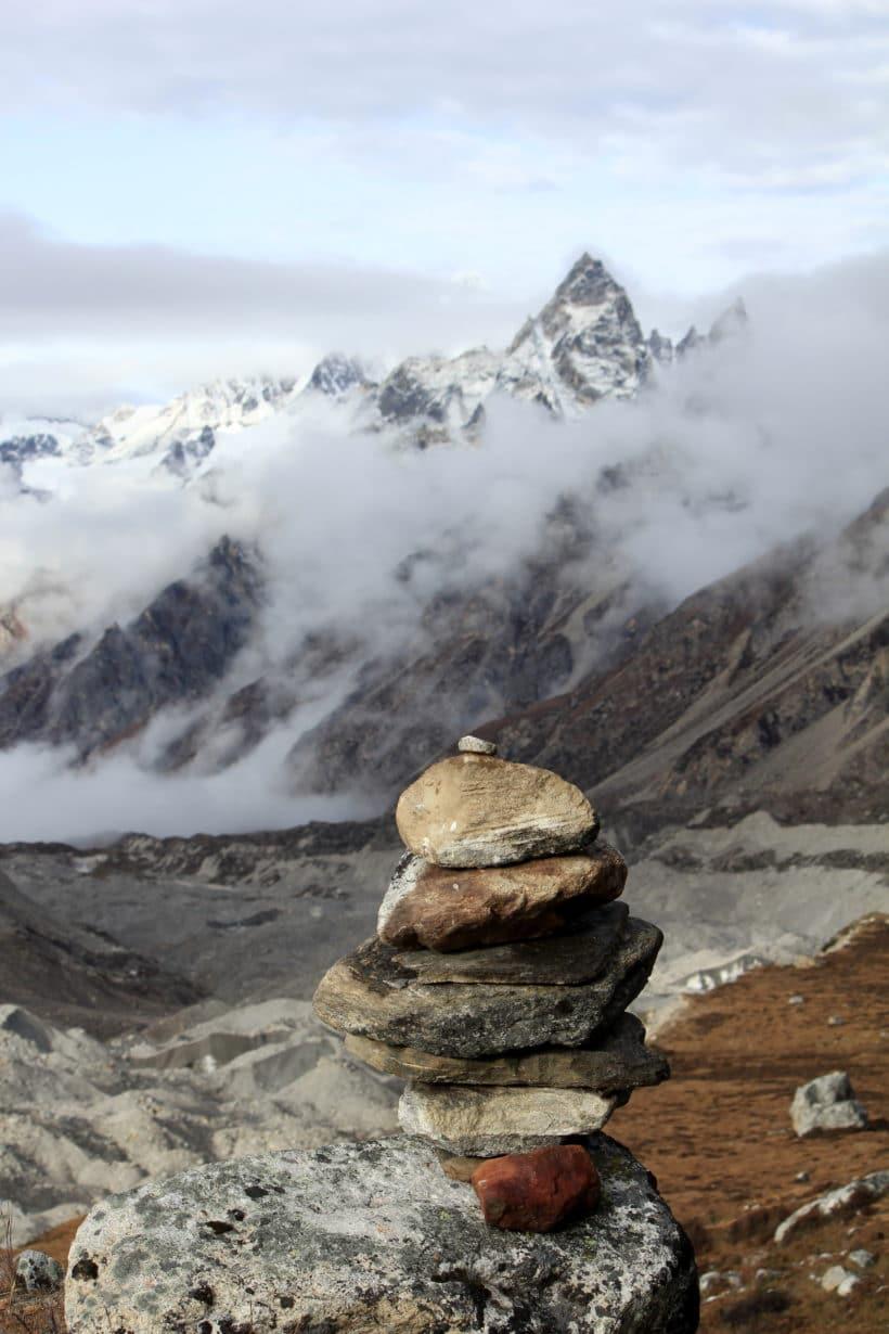 Trek au Kanchenjunga