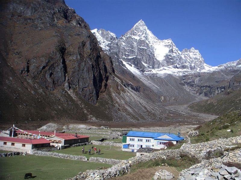Gokyo Kalapattar