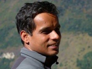 Dipak Pangeni Nepal Yetiraj Treks