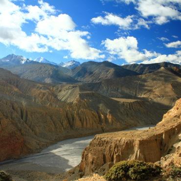Région du Mustang