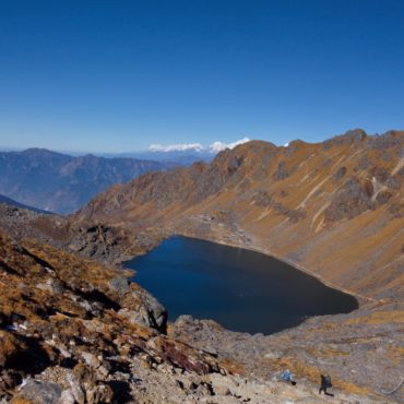Région du Langtang Helambu
