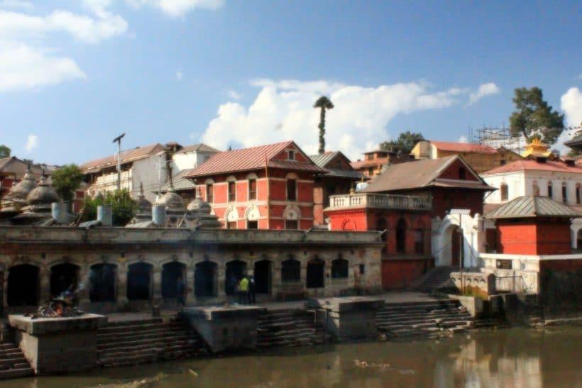 Vallée de Kathmandu Pashupatinath