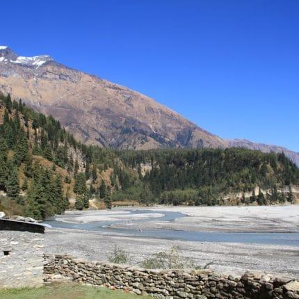 Rivière Kali Gandaki