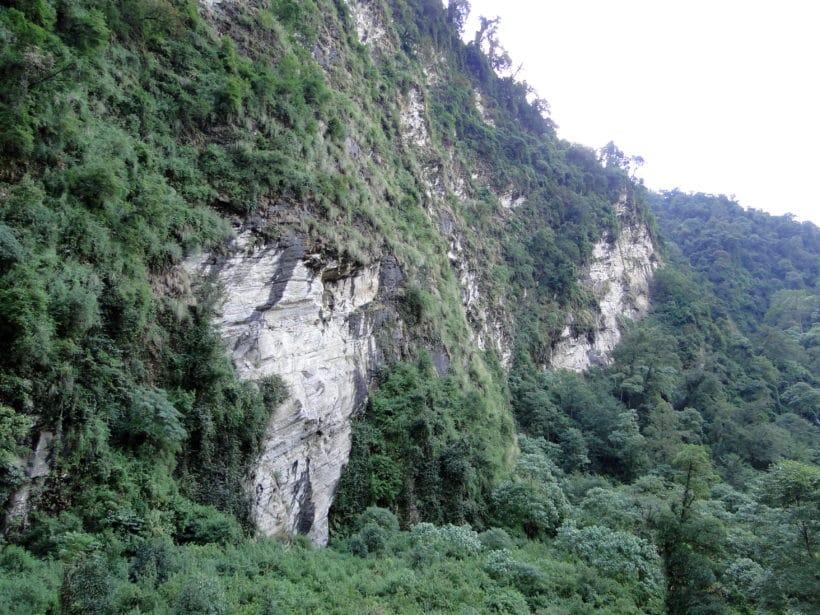 Vallée Modi Khola